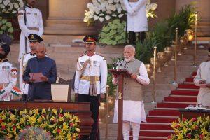 'Full of unprecedented moves': Javadekar on 100 days of Modi 2.0; Kashmir remains focus point