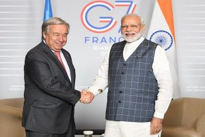 Boost to Modi govt; UN chief calls for India-Pak bilateral talks to resolve Kashmir issue