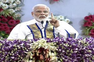 'Your innovation will fuel India's dream to become $5 trillion economy': PM Modi at IIT Madras