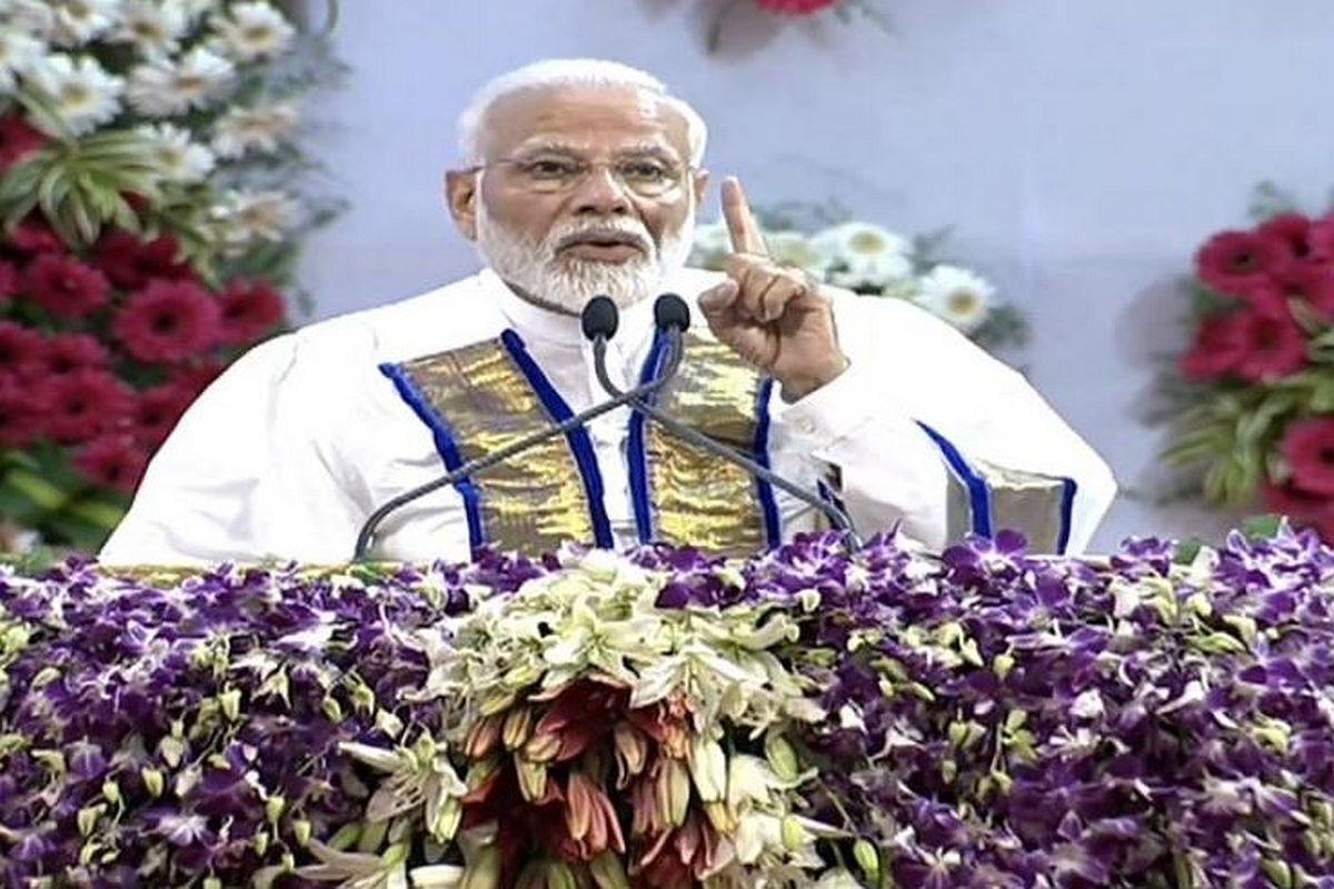 IIT Madras, Modi