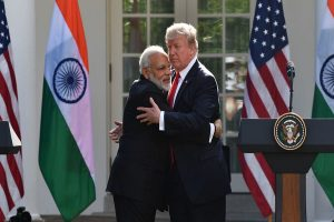 'Historic, unprecedented': Indian envoy on Trump-Modi meet in Houston