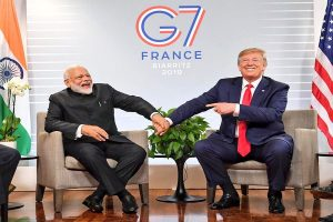 Trump to join mega 'Howdy, Modi' event in Houston; PM 'delighted', calls it 'special gesture'