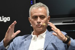 Watch | Jose Mourinho takes dig at Louis van Gaal