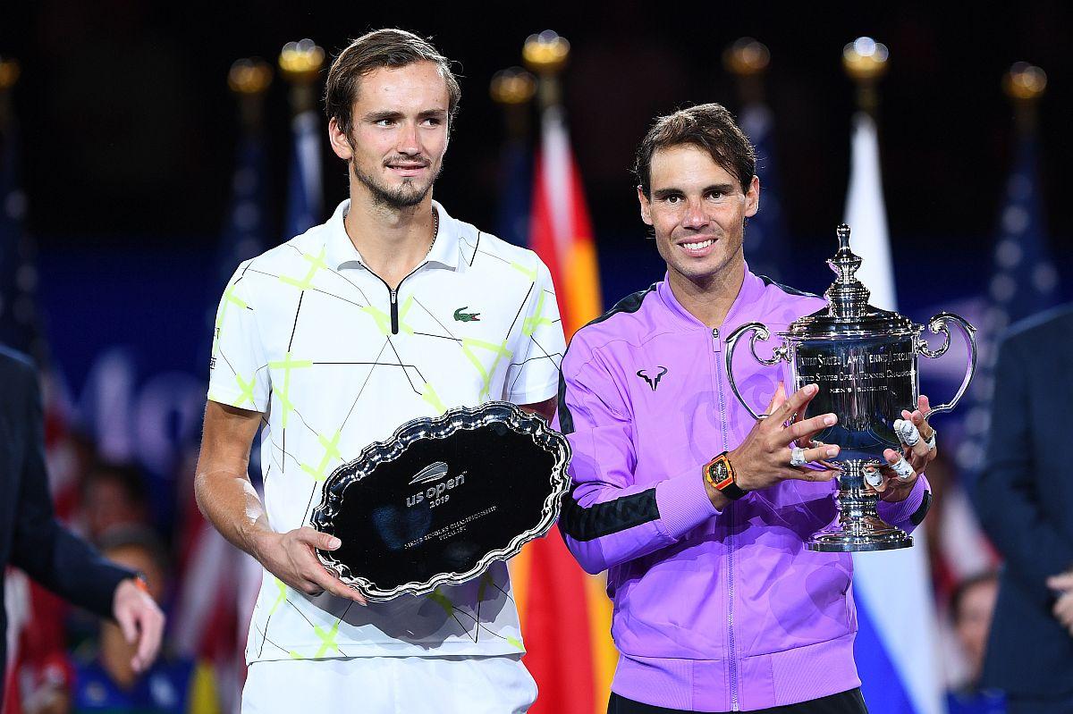 US Open 2019, Rafael Nadal, Daniil Medvedev, Grand Slam,