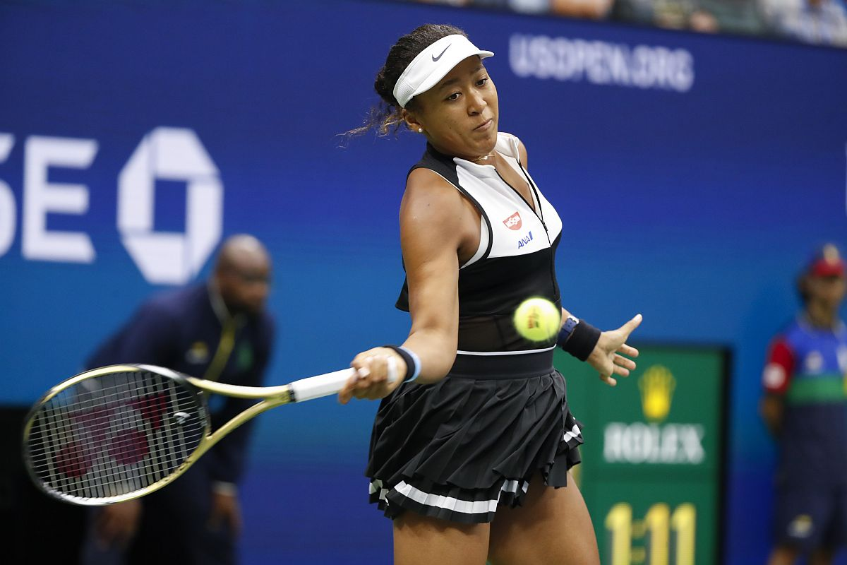 Naomi Osaka, Zheng Saisai, Australian Open,