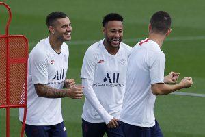 Neymar is happy in Brazil national squad: Coach Tite