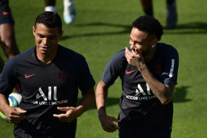'Neymar is like everyone here. He's happy,' says Richarlison