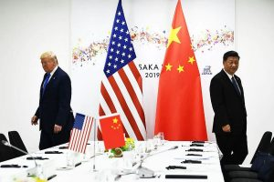 China a 'threat to world', building military rapidly 'using US money': Donald Trump