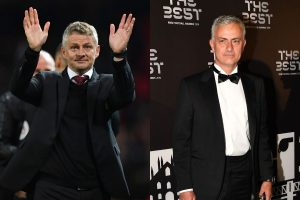 Ole Gunnar Solskjaer insists team is doing better than under Jose Mourinho last season