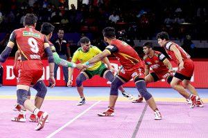 PKL 7: Bengaluru Bulls beat Tamil Thalaivas 33-27; UP Yoddha outfox Bengal Warriors 32-29