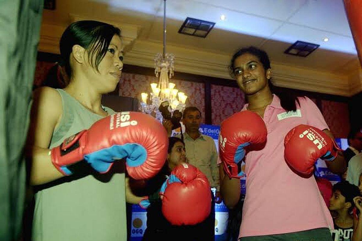Mary Kom, Padma Vibhushan, Padma Bhushan, PV Sindhu,