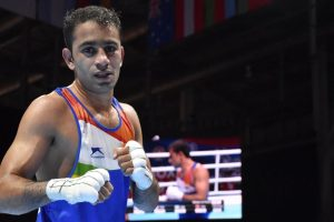 Don't want award for myself, but please honour my coach: Amit Panghal