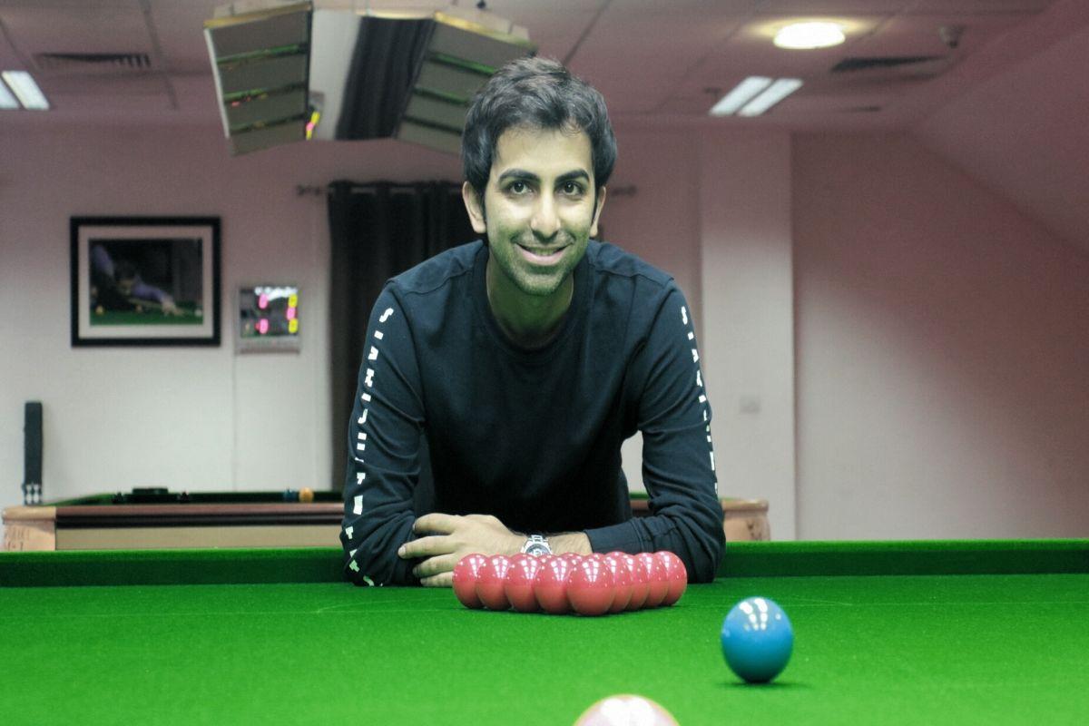 Pankaj Advani, Mike Russell, IBSF World Billiards Championship, Billiards