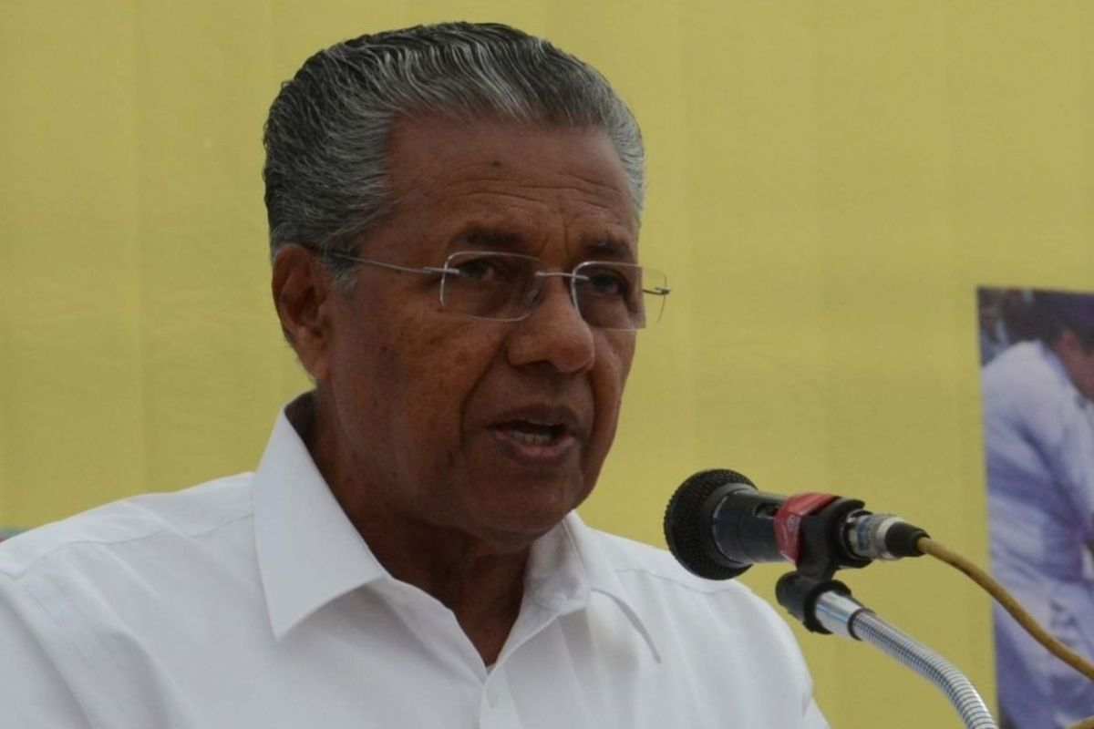 Hindi Diwas: 'No Indian should feel alienated because of language', says, Pinarayi Vijayan