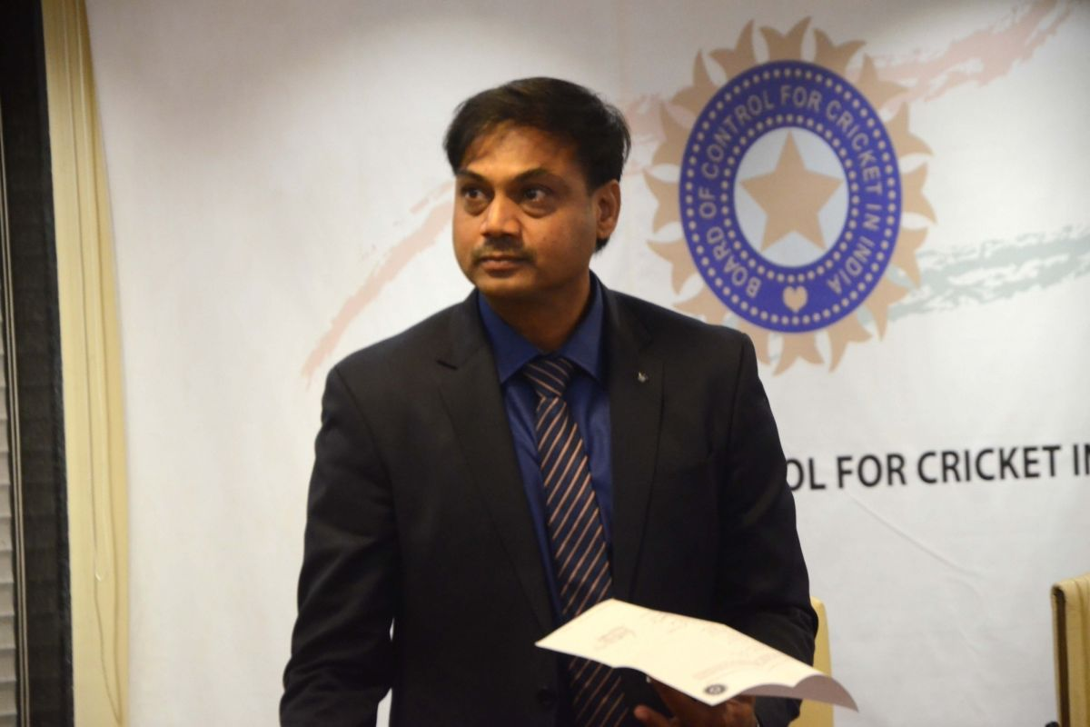 Need to be patient with Pant: MSK Prasad