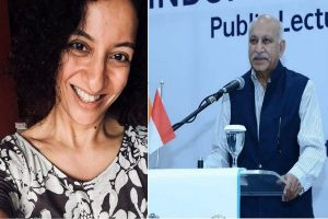 'Vital for women to speak up on sexual harassment': Priya Ramani in MJ Akbar defamation case