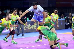 PKL 7 Update: Patna Pirates thrash Tamil Thalaivas 51-25; UP Yoddha beat Gujarat Fortune Giants 33-26