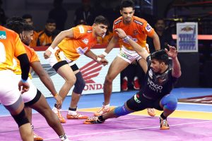 PKL 7: Mumbai, Pune draw in Maharashtra derby
