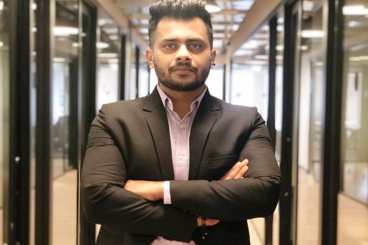 Aadith Sasi to produce Bollywood movie with digital and investment insight