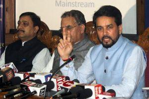 Modi govt ushered new era of discovery, development in India: Anurag Thakur