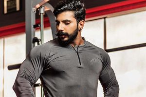 Bodybuilding influencer Bharat Walia is also known as Arnold Schwarzenegger of India