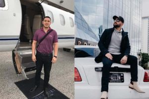We travel the world for the world, say travel bloggers and influencers Carlos Reyes and Sal Shakir