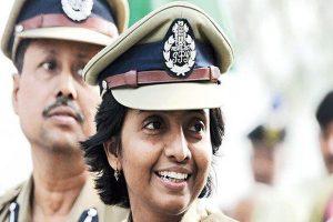 Damayanti Sen back in Kolkata police