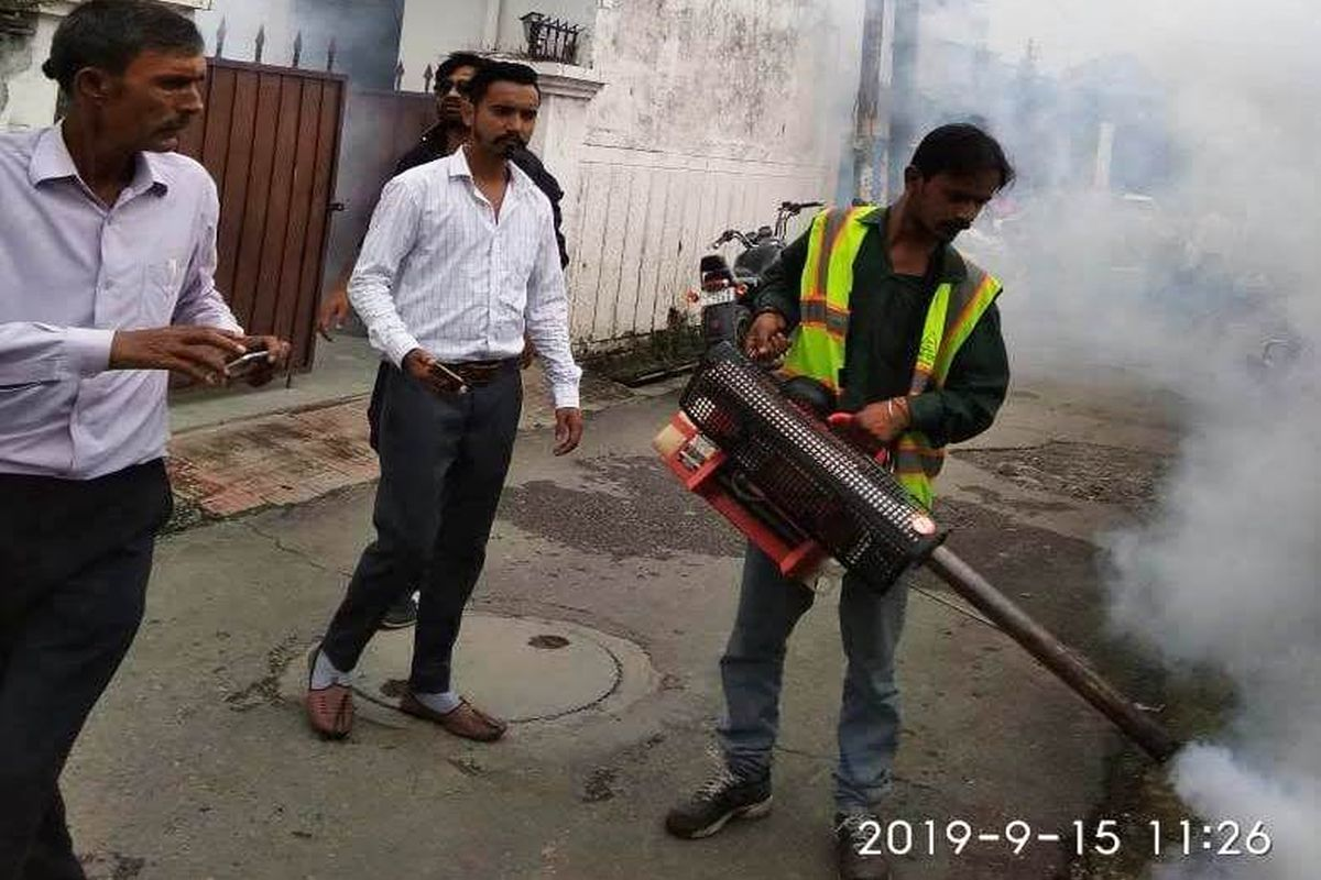 Dengue, Uttarakhand, Dehradun, Haridwar, Udham Singh Nagar, Nainital, Pauri, Trivendra Singh Rawat, Congress