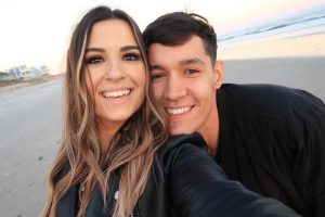 Travel bloggers Mikayla Keep and Gaige believe 'Go where you feel most alive'