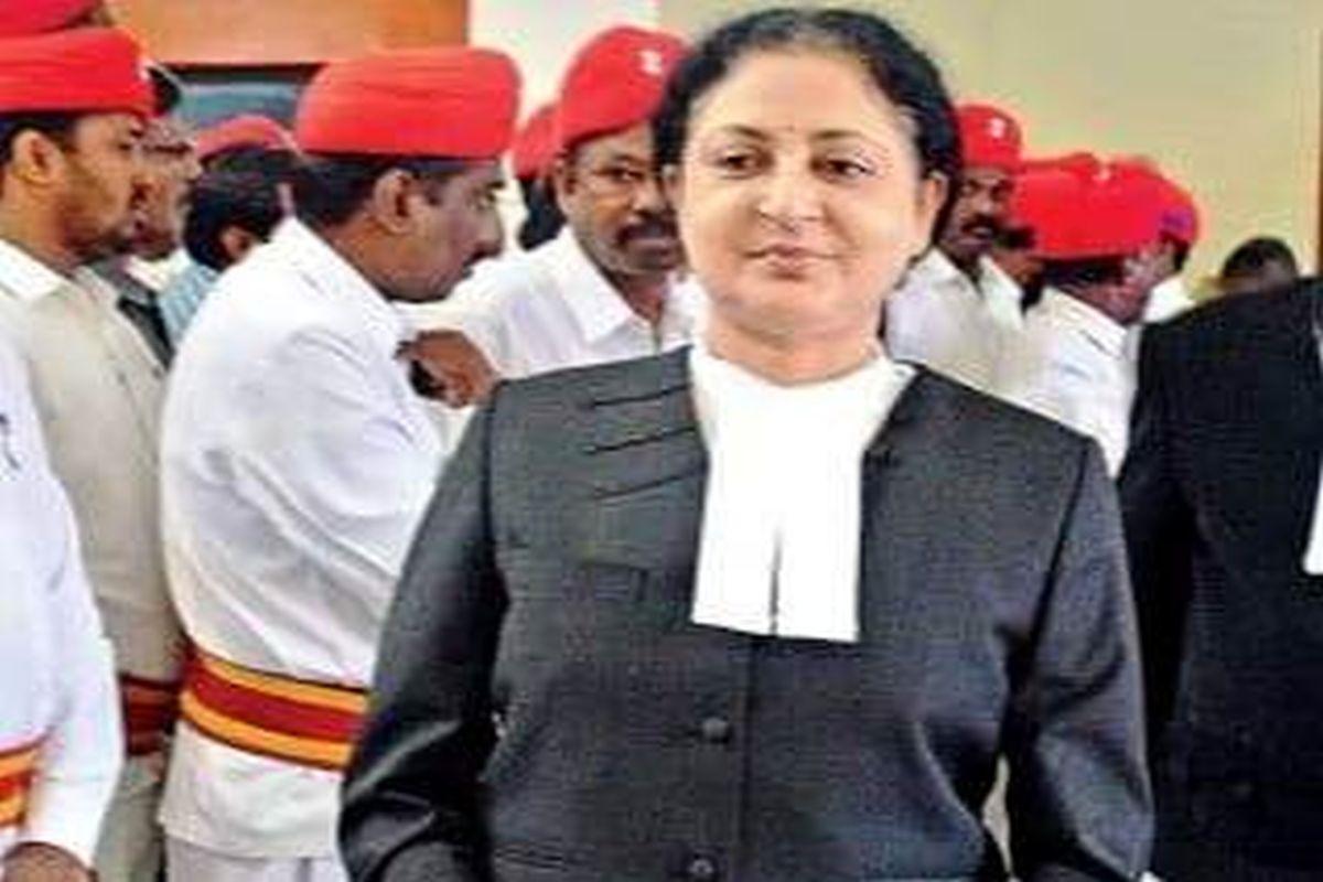 Transfer of Judges, Supreme Court Collegium, Vijaya Kamalesh Tahilramani, Madras High Court