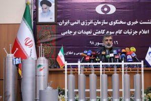 Iran's uranium