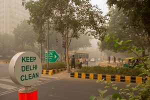 Replanning New Delhi without a clear plan