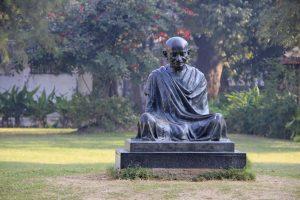 Gandhi's legacy vital for India's global aspirations