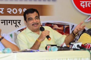 Gadkari taken down a peg