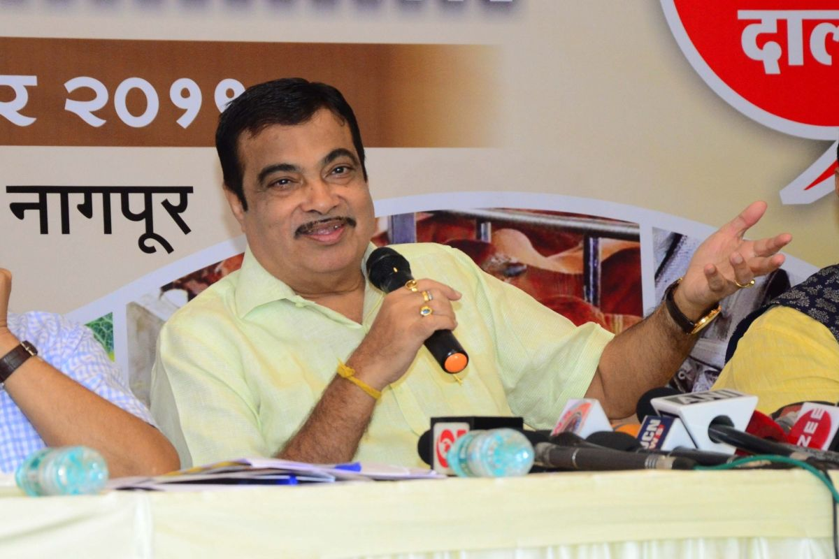 Gadkari taken down a peg, Nitin Gadkari, BJP, Motor Vehicles Act