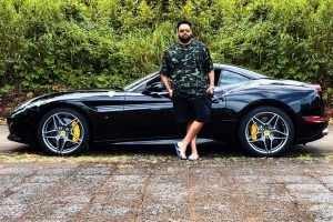 Partha Khanolkar is influencer with vast collection of luxury cars and watches