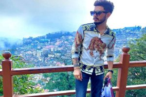 Rohit Bawa is a young and successful fashion influencer