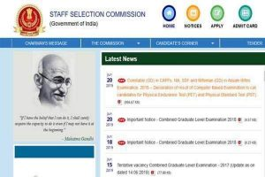 SSC CGL 2018 exam (Tier-II) results declared at ssc.nic.in; check here