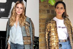 Look out for fashion influencer Shanzaay Sheikh whose style resembles Olivia Palmero