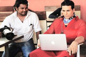 Working hard only key to success, says Bollywood's ace photographer Vishal Saxena