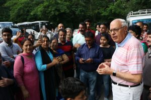 Detention of Farooq Abdullah under PSA has come as surprise in J-K