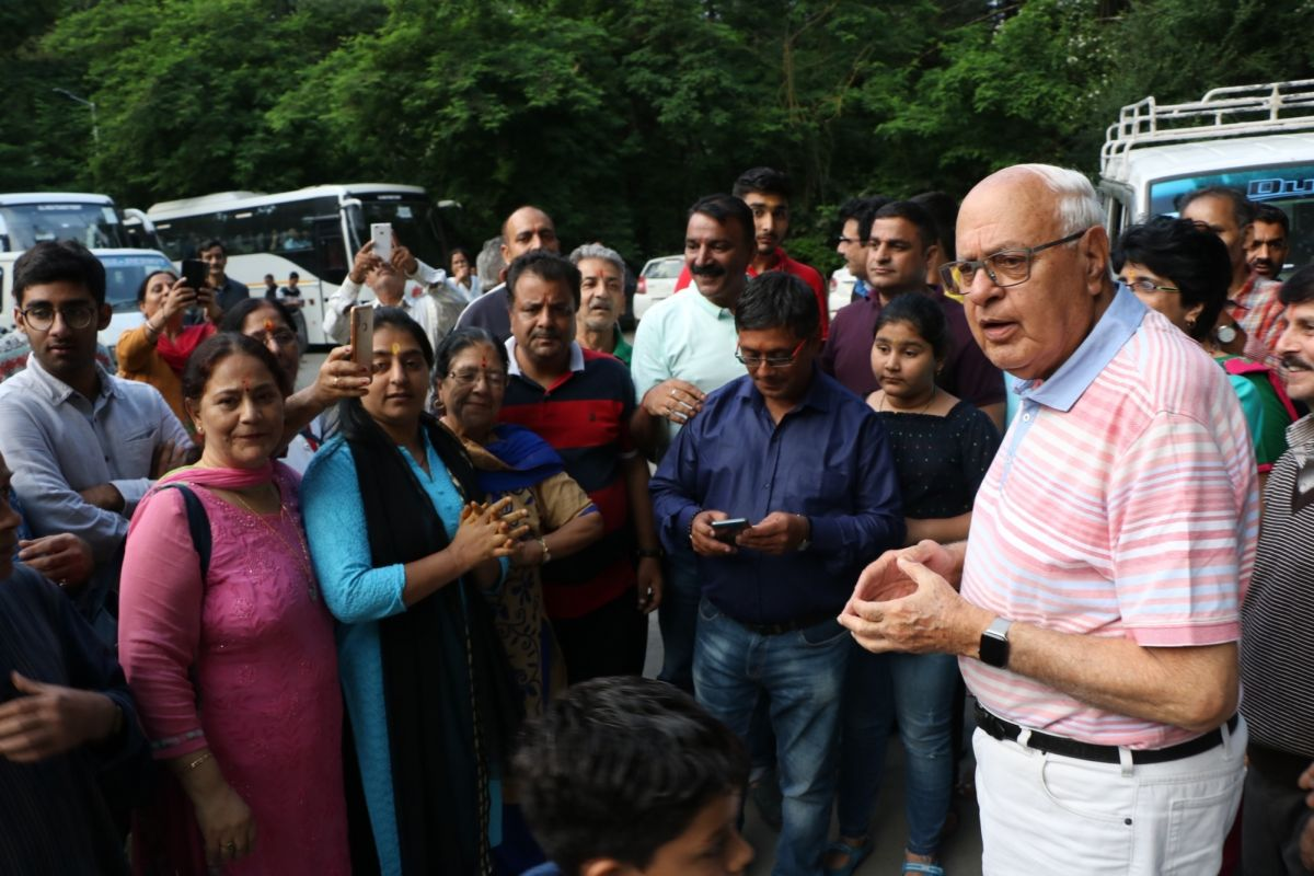Farooq Abdullah, PSA, Jammu, Public Safety Act, Jammu and Kashmir, Kashmir, Kashmiris, Article 370, Omar Abdullah, Mehbooba Mufti, Jammu and Kashmir, National Conference