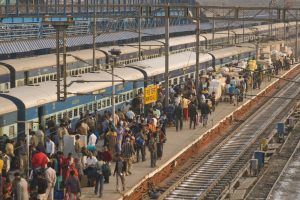 Security tightened at railways stations in Haryana