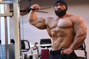 Jason Huh left bodybuilding to work in Bollywood