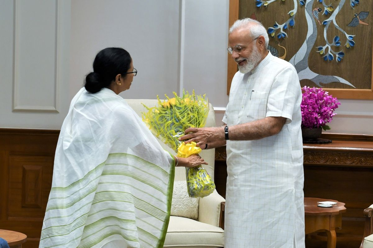 Mamata-Modi meet an eyewash: Opposition