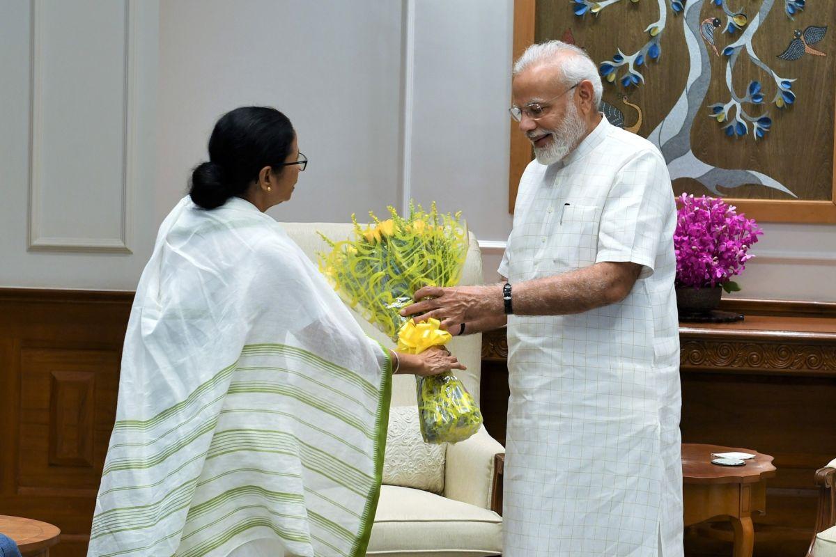 Mamata-Modi meet, Opposition, Kolkata, Mamata Banerjee, Narendra Modi, Saradha, CBI, Rajeev Kumar, West Bengal, Bengal, Niti Aayog, Amit Shah, NRC, BJP