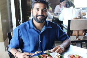 Parth Bajaj on leading his way to glory as a food expert