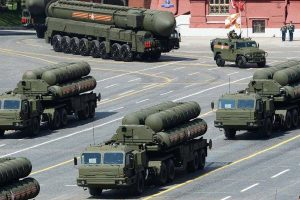Russia could manufacture components of S-400 defence systems in India