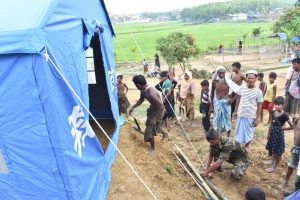 Bangladesh tells telecom operators to stop services in Rohingya camps