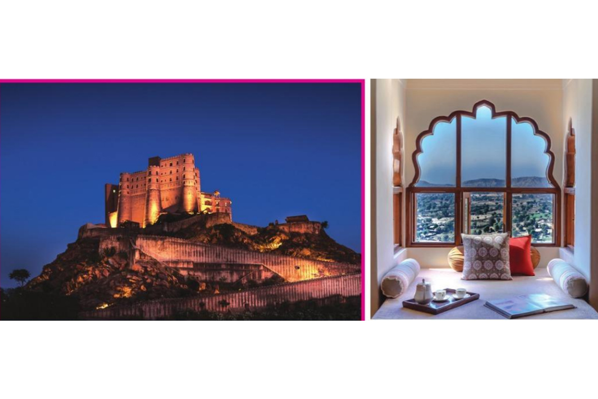 Gurgaon, Bishangarh, Alila Fort